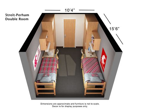 Kitchen Floor Plans By Size by Housing Amp Residence Life Washington State University