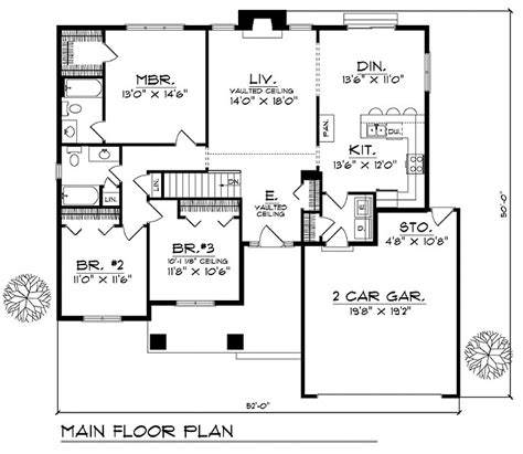 Kitchen Planning Guide caribbean house plans affordable 3 bedrooms 2 baths