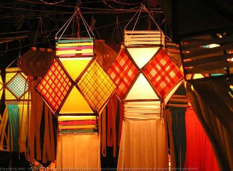 How To Make A Paper Lantern For Diwali - diwali decorations ideas for office and home easyday