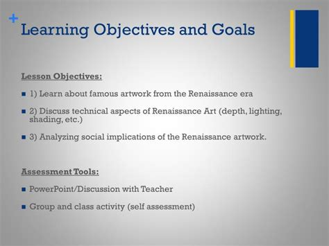 educational and career goals and objectives ppt field placement project holt high school powerpoint
