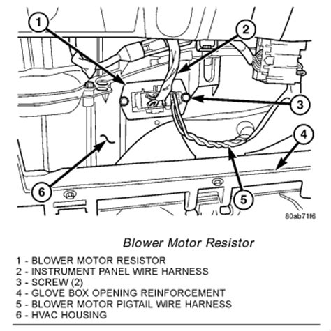 how to test a heater blower resistor blower motor or resistor problem blower motor resistor