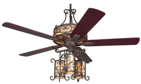 Ornate Ceiling Fans by This Dramatic Hallway Design Uses Rich Neutral Colors And