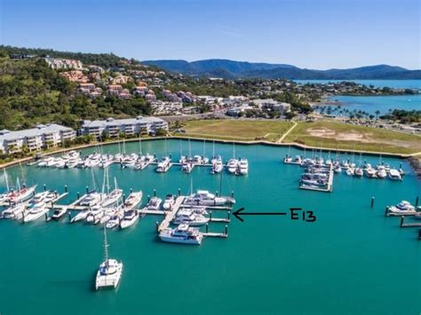 boat mooring airlie beach port of airlie 30 m multihull for sale marina berths and