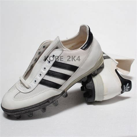 vintage football shoes new adidas vintage cleats football soccer us sz 7 5 ebay