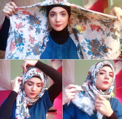 tutorial hijab pashmina pesta dan pre wedding oleh tutorial hijab yang nyaman digunakan jika ingin pakai