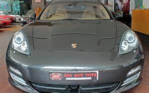 Porsche Used Cars Buy Used Porsche Panamera 4s India At Magus Cars