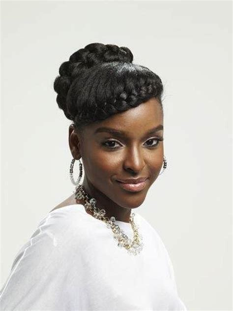 natural hair updo for 50 women natural hairstyles ideas for black women the xerxes