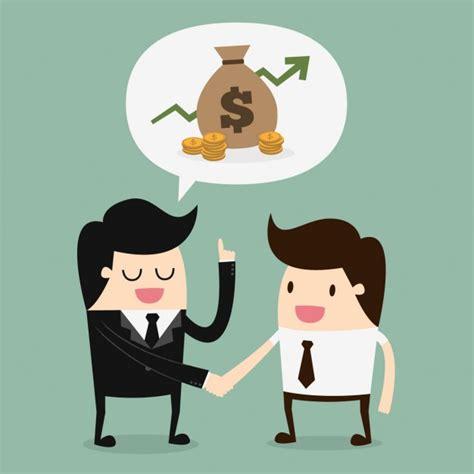 imagenes sarcasticas de jefes jefe y empleado hablando de dinero descargar vectores gratis