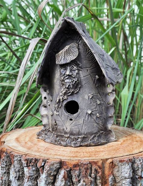 Ceramic Birdhouses Handmade - 2782 best images about beautiful birdhouses on