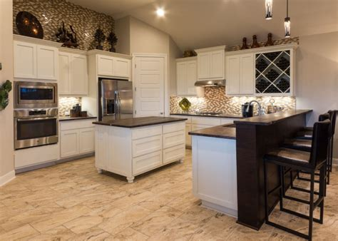 high end white kitchen cabinets feet add high end furniture look burrows