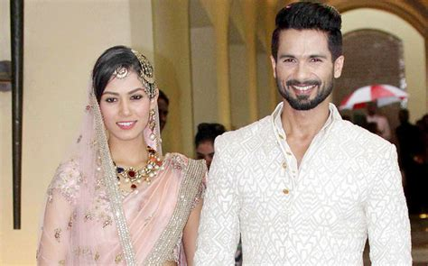 Wedding Card Jaggi by Are You Missing Out On Shahid S Reception Card Here S How