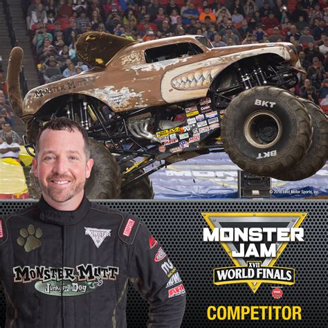 monster jam dog monster jam world finals 174 xvii competitors announced