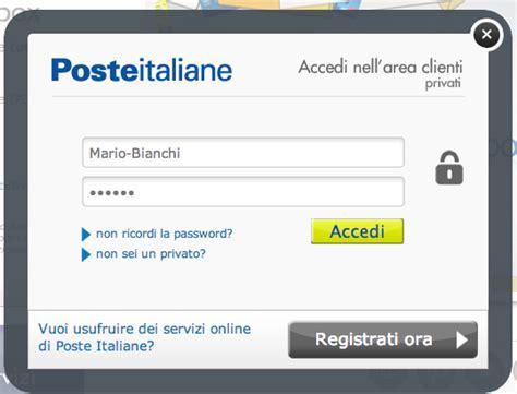 banco poste impresa on line poste italiane on line accedi applicazione per smartphone