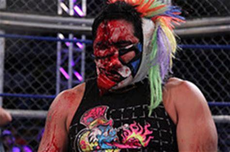 luchadores psicho sin mascara circus dj spectro 5 diciembre 2010 aaa guerra de titanes noche
