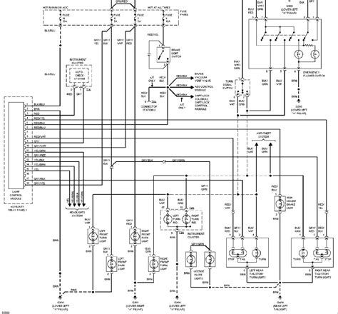 1999 audi a6 quattro lights wiring diagram 2002 audi a6