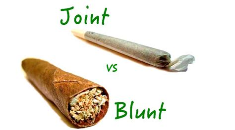 And Blunt Get It On by Joints Vs Blunts Science Settles The Debate Oregon
