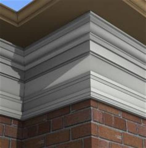 Exterior Crown Molding 1000 Images About Exterior Foam Crown Moulding On