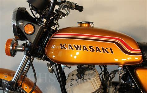 Fuchs Motorrad Motor L by Fuchs Motorrad Bikes Kawasaki H2 750 Mach Iv
