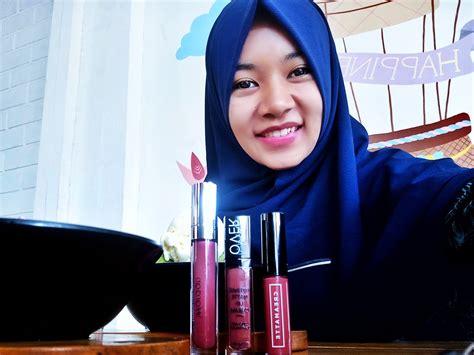 Lipstik Merk Makeover review lip wardah vs emina vs make from the memories