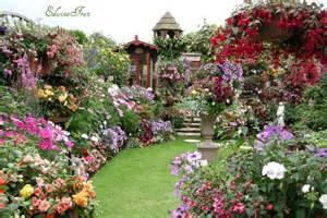 mon jardin fleuri de beaux jardins