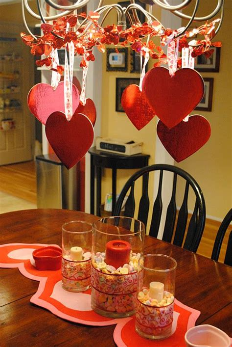 valentines decoration ideas valentine home decorating ideas