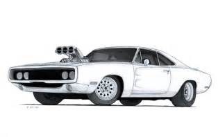 Dodge Charger Drawing 1970 Dodge Charger R T Drawing By Vertualissimo On Deviantart