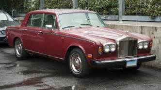 Rolls Royce 1977 1977 Rolls Royce Silver Shadow Information And Photos