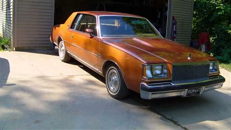 1978 buick regal 1978 buick regal review