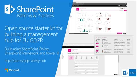 How Do You Configure Sharepoint To Be Gdpr Compliant Microsoft Tech Community 88068 Sharepoint Iso 9001 Template