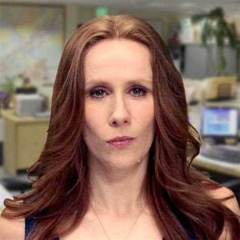 Office Nellie Catherine Tate About The Office Nbc