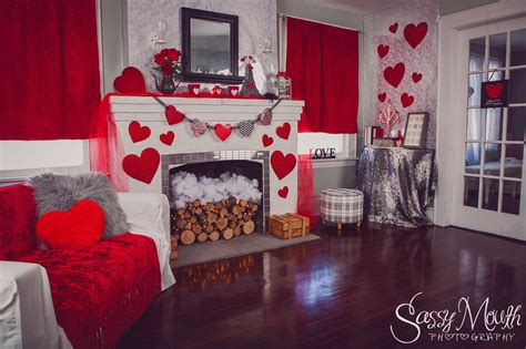how to decorate room on valentine valentines decoration inspirations fireplace living room mantel connecticut photo studio sassy