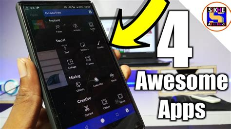 awesome android apps 4 awesome android apps you must install 2017 2018 sikhe all in