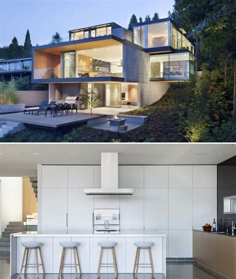 Modern House Wines by Wine Storage For Modern Homes In West Vancouver Stact