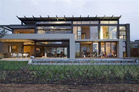 House Serengeti In Johannesburg South Africa Architectural Designs South Africa
