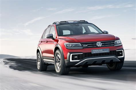 volkswagen colorado rugged vw tiguan gte active concept revealed cars co za