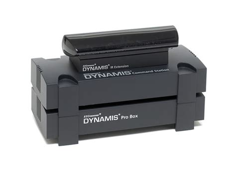 Profesional Impor Box bachmann dynamis digital command pro box