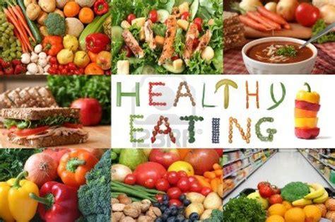 Power Of Appreciation Healthy Food Collage