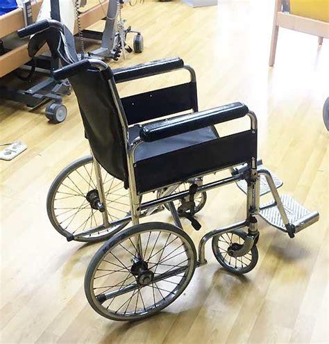 silla de ruedas plegable segunda mano silla de ruedas plegable de segundamano abad rp perfecto