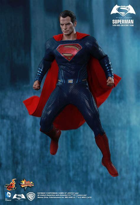 Kaos Batman Vs Superman 1 Toys Mms343 Batman V Superman Of Justice Superman