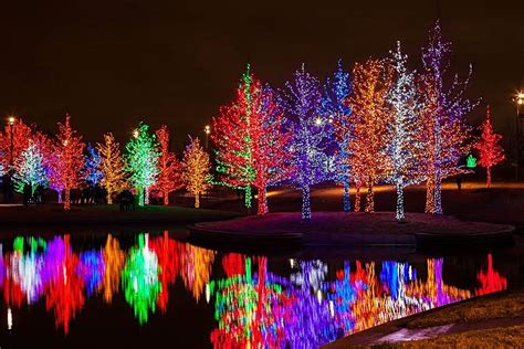 christmas lights from dallas on the ground our 5 favorite light displays in the dfw metroplex dallas