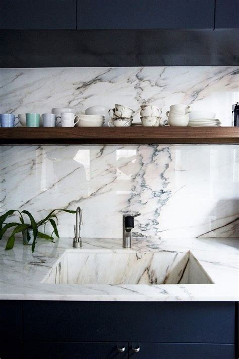 marble kitchen design tips via my warehouse home