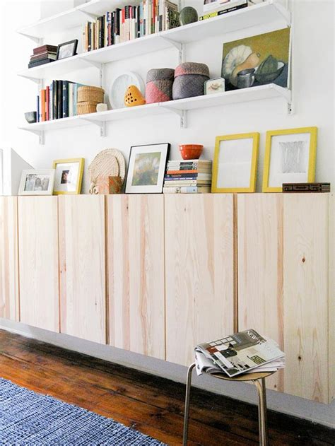 ikea ivar smart pinterest offices plywood and rum house with a perfect layered lived in look brooklyn