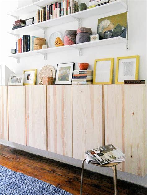 Home Sweet Home : avec des caissons Ikea Ivar   Plumetis