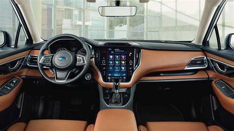 Subaru Legacy 2020 Japan by 2020 Subaru Legacy Looks Predictable Features Lots More