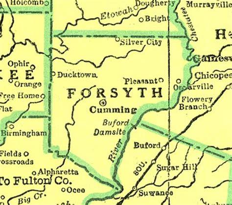 Forsyth County Search Georgiainfo