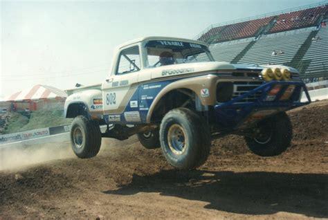 Ex Robby Gordon Hay Hauler Off Road Race Truck Being Rebuilt