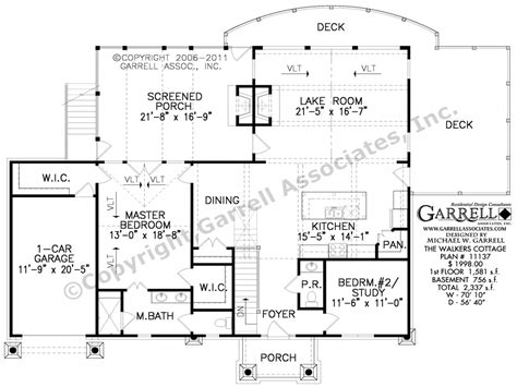 cottage home floor plans low country cottage house plans country cottage house