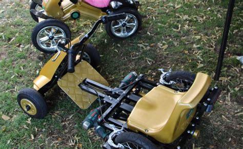 Kinderauto Eigenbau by Motorblog 187 Akkuschrauberantrieb