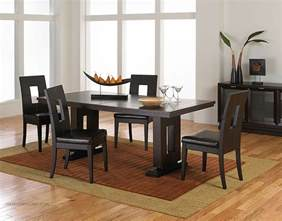 Modern Contemporary Dining Room Furniture Modern Furniture Asian Contemporary Dining Room Furniture From Haiku Designs