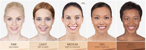 what colors look on skin different skin tones brilliant